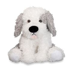 "I need to get Dink a stuffed ""her""! Melissa & Doug® Sheridan Sheepdog Puppy Dog Stuffed Animal - Bed Bath & Beyond"
