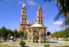 Zacatecas Colonial - Camino Real de Tierra Adentro