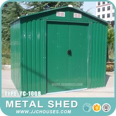 wwwjjchousescom outdoor shedseasy assemlbyit is disassembly packing and can ship by sea very easyvery cheap priceuse for storage tools in the