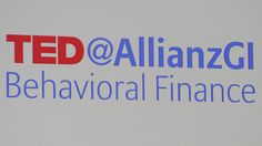 Mixing psychology and economics, behavioural finance studies how people make decisions—such as ... / Credits: TED Conferences LLC