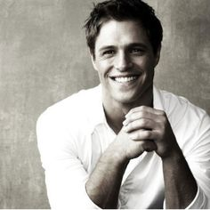 Sam Page as Christian Grey. Im convinced! #fiftyshades