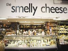I know people who think this is the best cheese shop in the world! Adelaide Central Market
