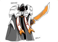 Archlord of Valken by NachoMon