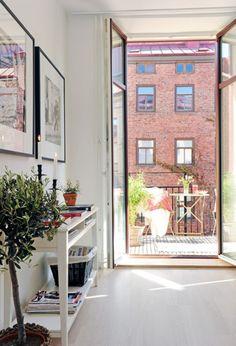Apartment Living...