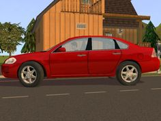 Fresh-Prince Creations - Sims 2 - 2007 Chevrolet Impala