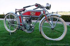 1913 Excelsior Model 4C - IOE Single