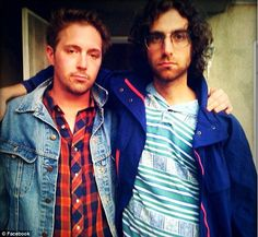 Beck Bennett, Kyle Mooney, and Nick Rutherford (not pictured) of Good Neighbor. My newest favorite thing. I could only hope to make vids that are half as funny as these guys. Kyle Mooney, Good Neighbor, Saturday Night Live, Snl, Gentleman, Beautiful People, Fangirl, Celebs, Guys