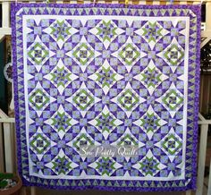 Sew Pretty Quilts | My Celtic Solstice Quilt, Designed by Bonnie Hunter: