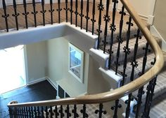 Replacement Timber Handrail