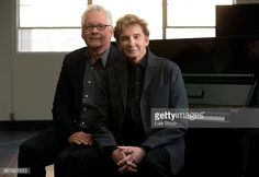 Bruce Sussman and Barry Manilow creators of Harmony a new musical.
