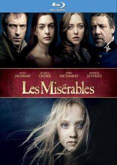 Les Miserables (BLU-RAY)