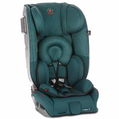 Diono Radian 5 Car Seat Group 0 1 2 in Lagoon Green Forward Facing Car Seat, Foam Seat Pads, Extended Rear Facing, Family Adventure, Little Ones, Baby Car Seats, Birth, Children, Kids