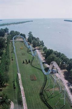 Bob Lo/Detroit;; My grandpa used take my cousins & I here all the time, loved it