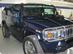 Things you need to buy. Armored Hummer!