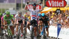 Cavendish collects 24th Tour stage win - Solar Sports Desk