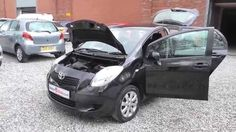 Used Toyota Yaris 1.3 Zinc for sale Stockport Manchester (MotorClick.co.uk)