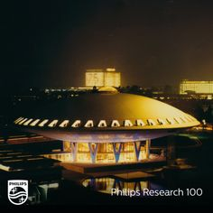 Evoluon, Eindhoven | Built to celebrate our 75th anniversary | #Research100