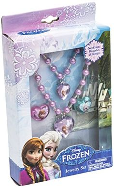 Kids' Play Rings - Frozen Jewelry Set *** Check out this great product.