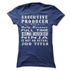 NINJA EXECUTIVE PRODUCER T Shirt, Hoodie, Sweatshirt
