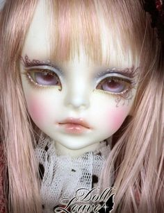 1//4 BJD Girl Doll Mini Super Dollfie DOLL LEAVES Pepper