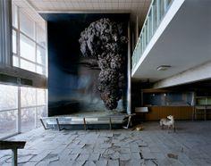 Thomas Jorion, Kyokou  courtesy Galerie Valérie Lefebvre