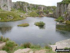 Walk Picture/View: Foggintor Quarry in Dartmoor, Devon, England by Bob Gordon Dartmoor Walks, Dartmoor National Park, National Parks, National Trust, Sin City, Bing Images, Devon England, River, Places