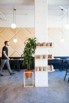 Broadcast Coffee / Jennifer Chong