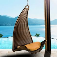 urban balance curve chair ~ by the outback company