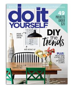 Deal alert do it yourself magazine subscription online purchase i do it yourself magazine subscription online purchase id love pinterest solutioingenieria Image collections