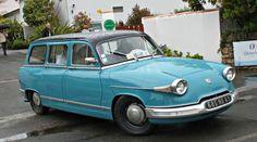 1964 Panhard PL17 L9 5-door estate 851cc Flat-Twin cylinder Air-Cooled 42Bhp Engine