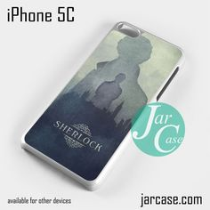 Sherlock 3 Phone case for iPhone 5C and other iPhone devices