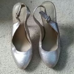 1000 ideas about homecoming shoes silver on