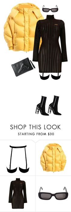 """""""Untitled #717"""" by milly-oro on Polyvore featuring Chen Peng, GCDS, Off-White and Christian Dior"""