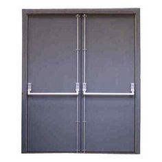 Fire and burglar resistant Proof Doors