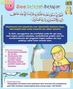 Baca Online Buku Panduan Lengkap 101 Doa Anak Saleh bergambar yang dilengkapi 101 adab budi pekerti, pesan Allah SWT, pesan Rasul Saw, dan kisah teladan.