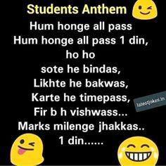 Hindi Jokes Collection, Funny Hindi Jokes For Whatsapp - BaBa Ki NagRi Ali Quotes, Funny Quotes, Biology Jokes, Funny Jokes In Hindi, Ganesh Images, Memes, Collections, All Quotes, Funny Phrases