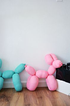 balloon stuffed anim