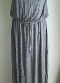 Kup mój przedmiot na #vintedpl http://www.vinted.pl/damska-odziez/dlugie-sukienki/14586216-sukienka-dluga-maxi-khaki-tg-40-42