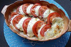 Schnitzel italienische Art
