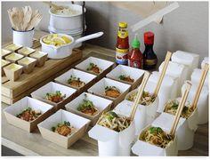 street food setup