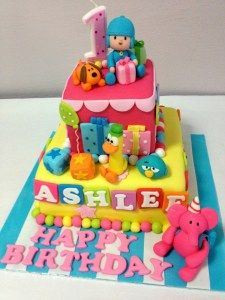 temas para Fiestas Infantiles Pocoyo Baby Girl Birthday, 1st Birthday Parties, 4th Birthday, Birthday Ideas, Birthday Cakes, Baby Ariel, Ideas Para Fiestas, Girl Cakes, First Birthdays