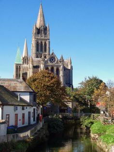 Truro Cathedral , Cornwall, UK