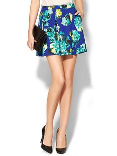 Piperlime   Abbey Pleated Mini Skirt