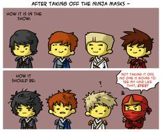 Funny Memes Xd : I forgot how to ninja lol this was an awesome episode as well xd