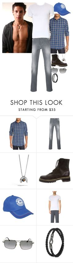 """""""Augusto Swanson"""" by ashleyr0sexo ❤ liked on Polyvore featuring Nordstrom, Guide London, Kenzo, John Hardy, Ann Demeulemeester, BOSS Green, Calvin Klein Underwear, Tom Ford, Tod's and men's fashion"""