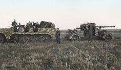 Sdkzf 7 with Flak 88.