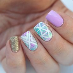 Paulina's-Passions-Watercolor-Geometric-Nails