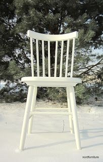 Livingroom: SNOWITE chair / kėdė