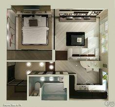Tony apartments