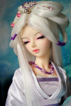 Chi Yao, 57cm Only Doll Girl - BJD Dolls, Accessories - Alice's Collections